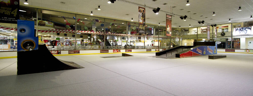 20 скейт парков Украины
