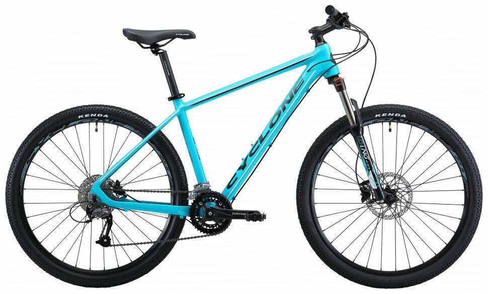 Обзор новых моделей велосипедов Cyclone 2019