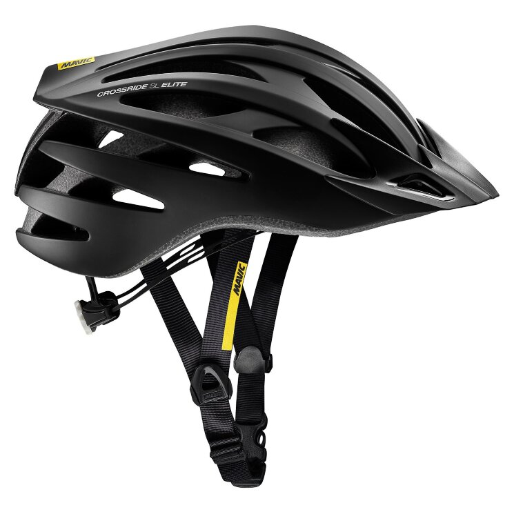 Шлем Mavic Crossride SL Elite, Чёрно-белый