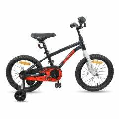 Велосипед Outleap Monster Speed Black Red 2020