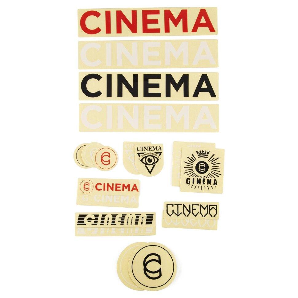 cinema Набор наклеек Cinema ассорти 9639441