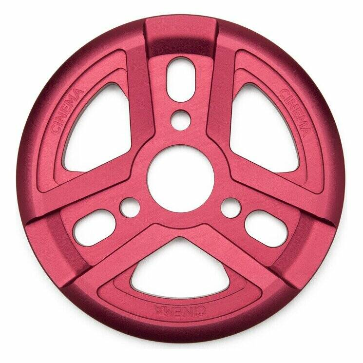 Звезда Cinema Reel Guard 25T, красная