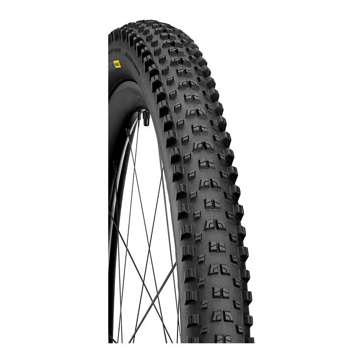 Покрышка Mavic Quest Pro Ust Tubeless Ready Folding DC 27.5X2.25