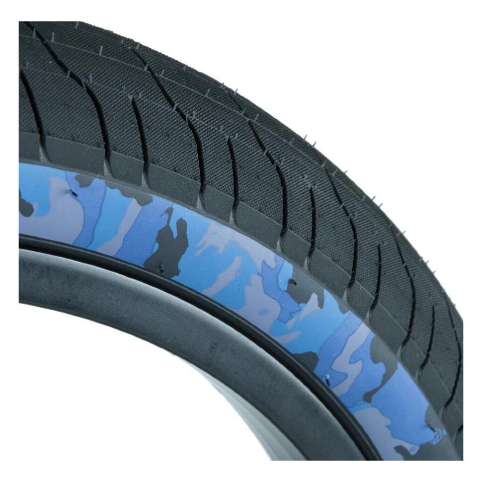 federal Покрышка Federal Command LP 2.40, черная с голубым камуфляжем по бокам 5072891