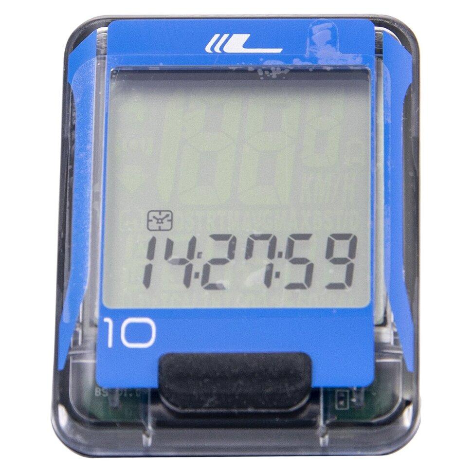 longus Велокомпьютер Longus BS-10 (Синий) 6862142