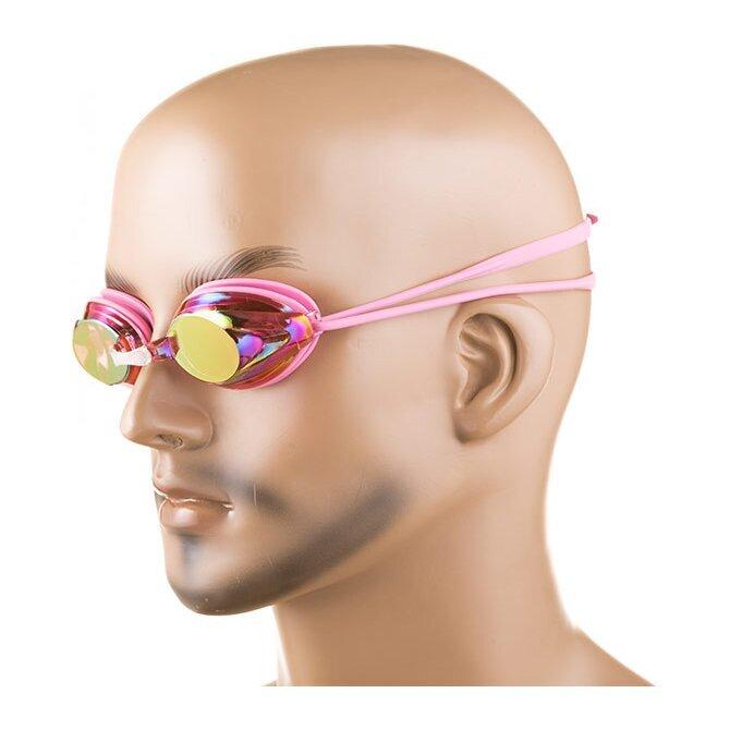 speedo Очки для плавания Speedo Legend S1702, розовый 1440361