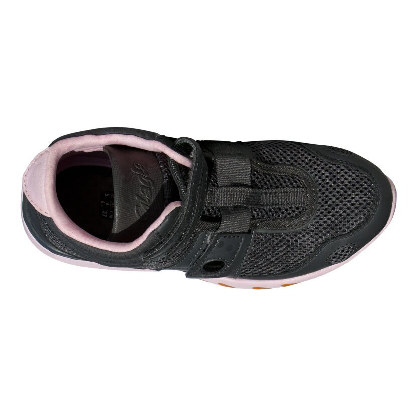glagla Кроссовки Glagla Classic Hi Charcoal-Pastel Pink 124060 2292301